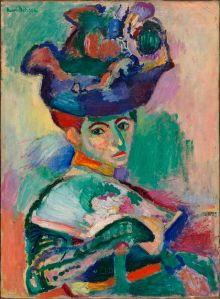 Henri Matisse Woman with a Hat 1905
