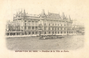 Pavillon de la Ville de Paris 1900