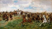 Ernest Meissonier, Friedland, 1807; ca 1861-75