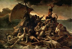 Théodore Géricault, The Raft of Medusa, 1818-19