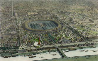 International Exposition, Paris, 1867