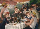 August Renoir, Luncheon of the Boating Party, 1880-1