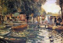 Auguste Renoir, La Grenouillere III, 1869