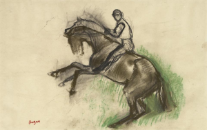 Edgar Degas, Sketch