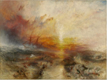 JMH Turner The Slave Ship 1840