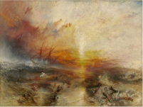 JMH Turner The Slave Ship 1840