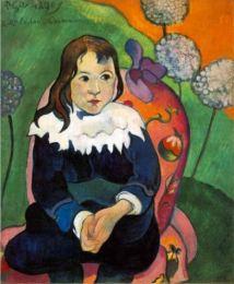 Paul Gauguin, M Loulou, 1890
