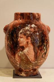 Marie Bracquemond, Vase, Le Petit Palais c 1872 - 1881