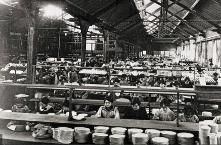 photo of haviland limoges factory