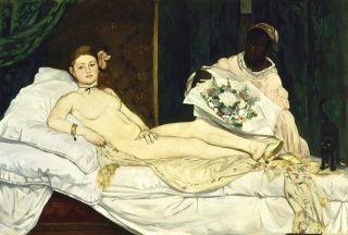 Edouard Manet, Olympia, 1863