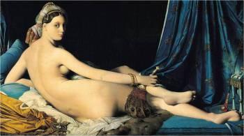 Ingres, La Grand Odalisque, 1814