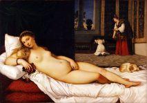 Titia, Venus of Urbino, 1538