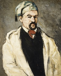 Paul Cézanne, Antoine Dominique Sauveur Aubert (born 1817), the Artist's Uncle, 1866