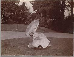 Samuel Joshua Beckett, Loie Fuller Dancer, ca 1900 2