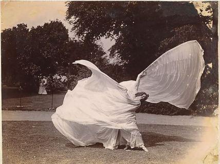 Samuel Joshua Beckett, Loie Fuller Dancer, ca 1900