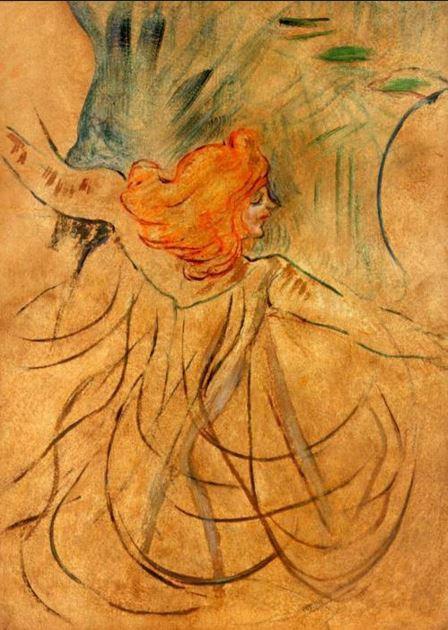 Toulouse-Lautrec, Loie Fuller