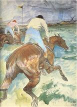 Toulouse - Lautrec, The Jockey