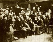 The Studio of Fernand Cormon c 1885