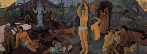 Paul Gaugin, Where do we come from, Who are we, Where are we going, 1897