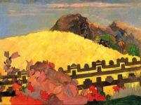 Paul Gauguin, Parahi te maras, 1892