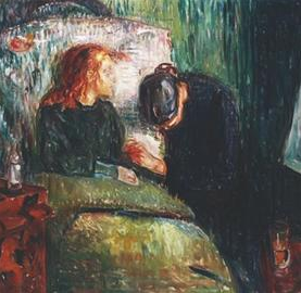 Edvard Munch, The Sick Child, 1886