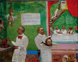 James Ensor, Dangerous Cooks, 1896