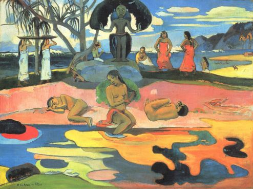Paul Gauguin, Day of the Gods, 1893