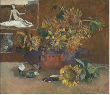 Paul Gauguin, Still Life with Hope, 1901