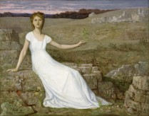 Purvis De Chavannes, Hope, 1872