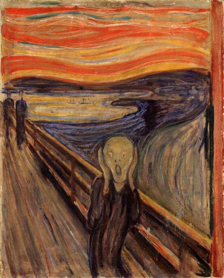 Symbolism Edvard Munch Kiama Art Gallery