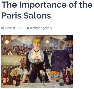 impo paris salon