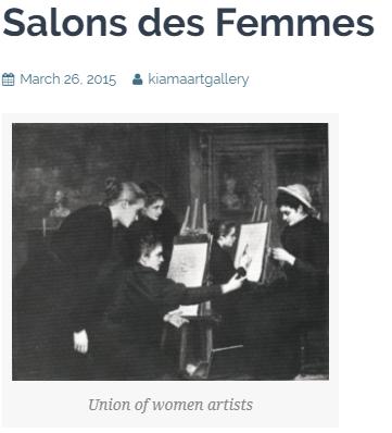 Salons de fems
