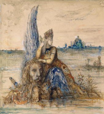 Gustave Moreau, Venice