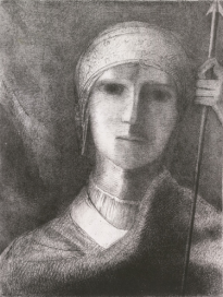 Odilon Redon, Parsifal, 1891