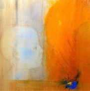 Odilon Redon, The Child, 1894
