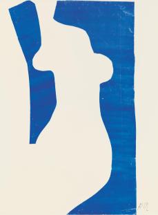 Henri Matisse, Venus, 1952