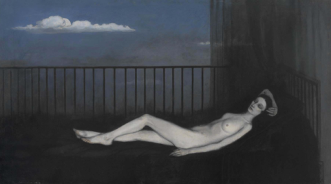Romaine Brooks, Weeping Venus, 1917