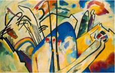 Wassily Kandinsky, Composition IV, 1911