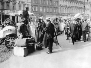 Berlin c1910 c