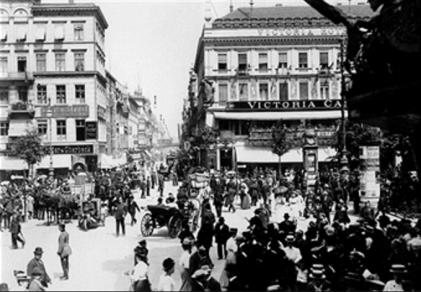 Berlin c1910
