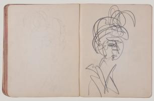 Kirchner, Sketchbook