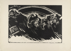 Kathe Kollowitz, Volunteers, 1923