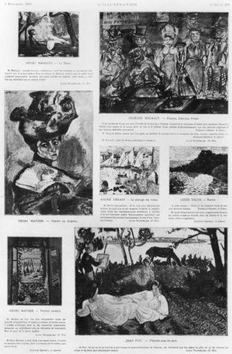 800px-Les_Fauves,_Exhibition_at_the_Salon_D'Automne,_from_L'Illustration,_4_November_1905