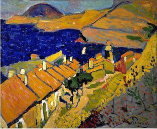 André Derain, Collioure, 1905