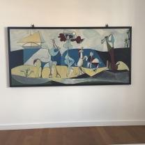 Pablo Picasso, The Joy of Life, 1946