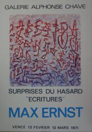 Max Ernst, Surprises Du Hasard Ecritures