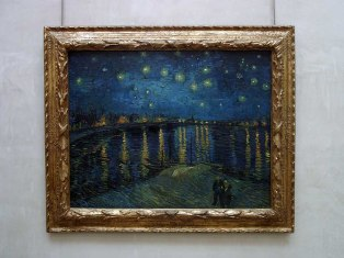 Vincent Van Gogh, Starry Night over the Rhone River