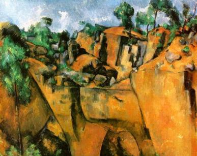 paul cézanne the bibémus quarry c 1895 c