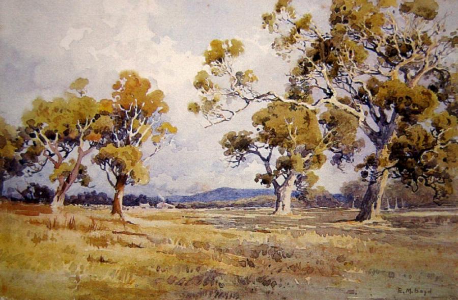 Emma Minnie Boyd, Fallen Tree