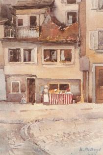 Emma Minnie Boyd, In Lucerne, 1893,